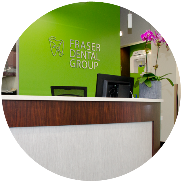 Fraser Dental Group's New Office