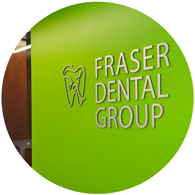 Fraser Dental Office - Front