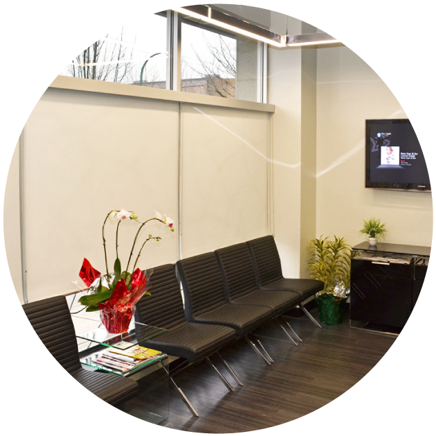 Fraser Dental Office - Waiting Area