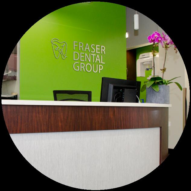 Fraser Dental Group's New Office