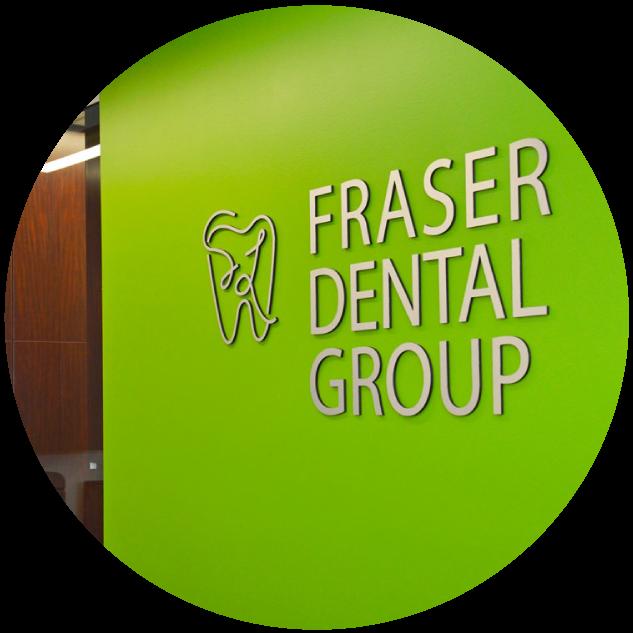 Fraser Dental Office - Front