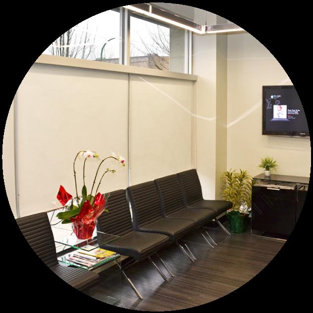 Fraser Dental Office - Waiting Area