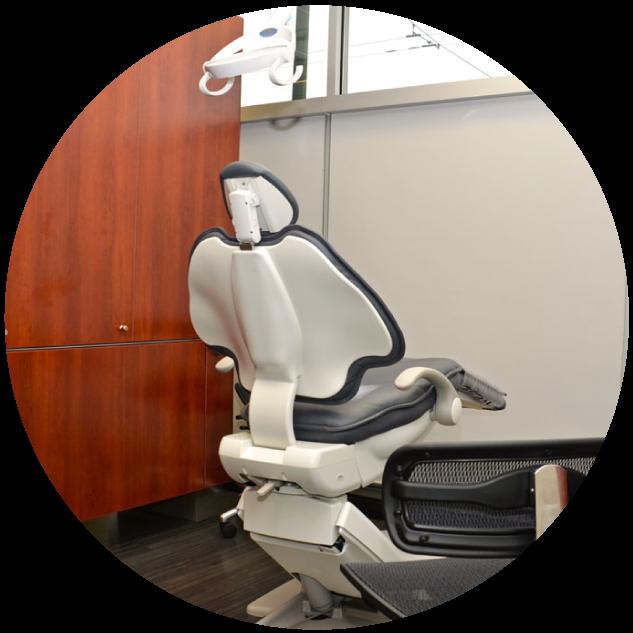 Fraser Dental Office - Chair