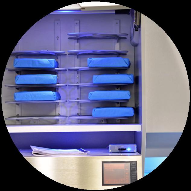 Fraser Dental Office - Shelf